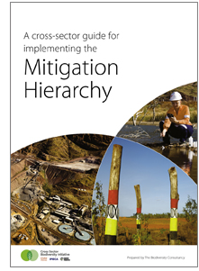 Mitigation hierarchy cover