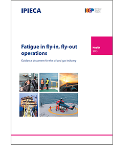 Fatigue in fly in fly out operations cover