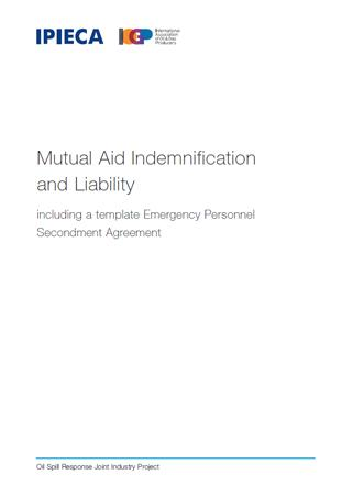 Mutual Aid Indemnification And Liability Including A Template